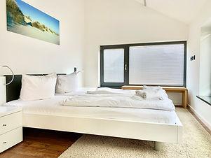 """Schlafzimmer 2 - Wohnung """"Wasser"""""""