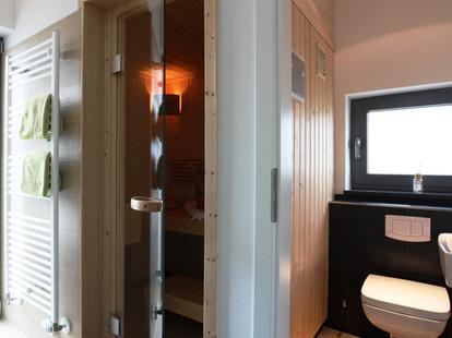 Sauna - separates WC