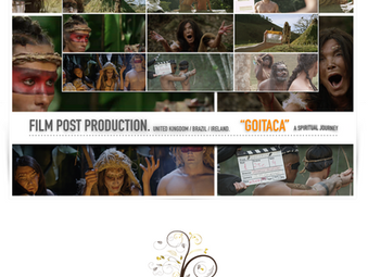 Feature film Goitaca, a spiritual Journey