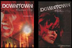 Downtown Pilot_ Rodrigo, ..Writer, Director and  Producer
