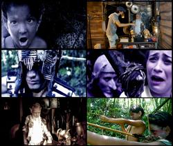 Characters development. Film Pilot Curupira. Written, Produced and Directed by Rodrigo Rodrigues.._