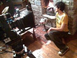 Filming Galway Rodrigo Rodrigues Actor
