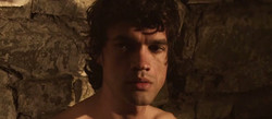 Rodrigo Rodrigues plays Max The looking Glass directed by Colin Downey....