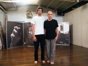 Rodrigo is delighted  to be in Japan studying Butoh at the Kazuo Ohno Studios. Butoh has been playin