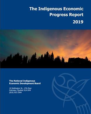 NIEDB- 2019 Indigenous Economic Progress