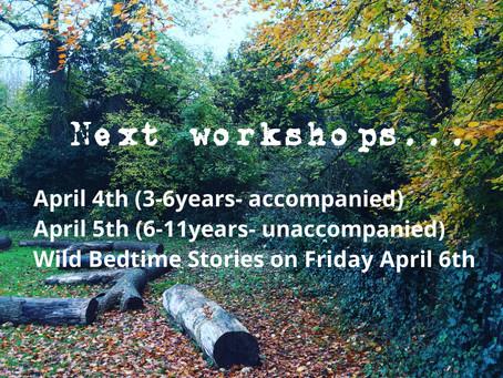 2018 Holiday Workshops