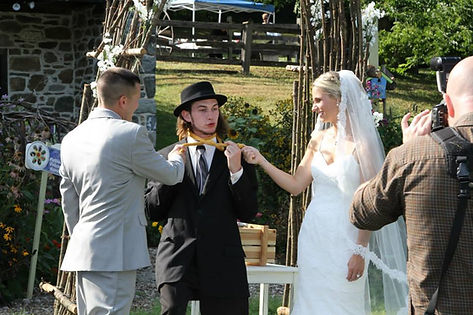 ie,reign,wedding,magic,magician,celebrant,ordained,marriage,married, tie the knot, entertainment, love
