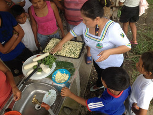 Cucinando in comunità