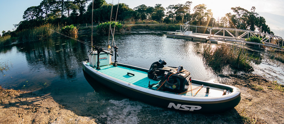 An Affordable Fishing Boat