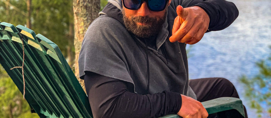 A Coach for Paddling, Yes, But for Life?