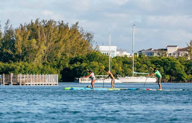 The Why, Behind the Conquest of Changing Paddle Racing.