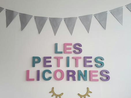 Les petites licornes