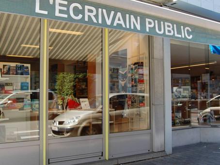 Librairie l'écrivain public