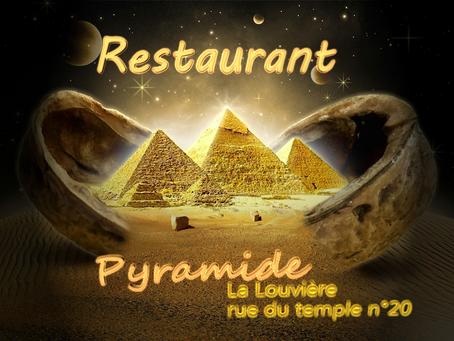 Restaurant Pyramide