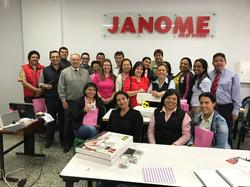 La familia Janome