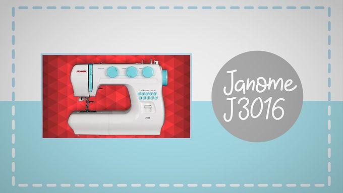Janome J3016