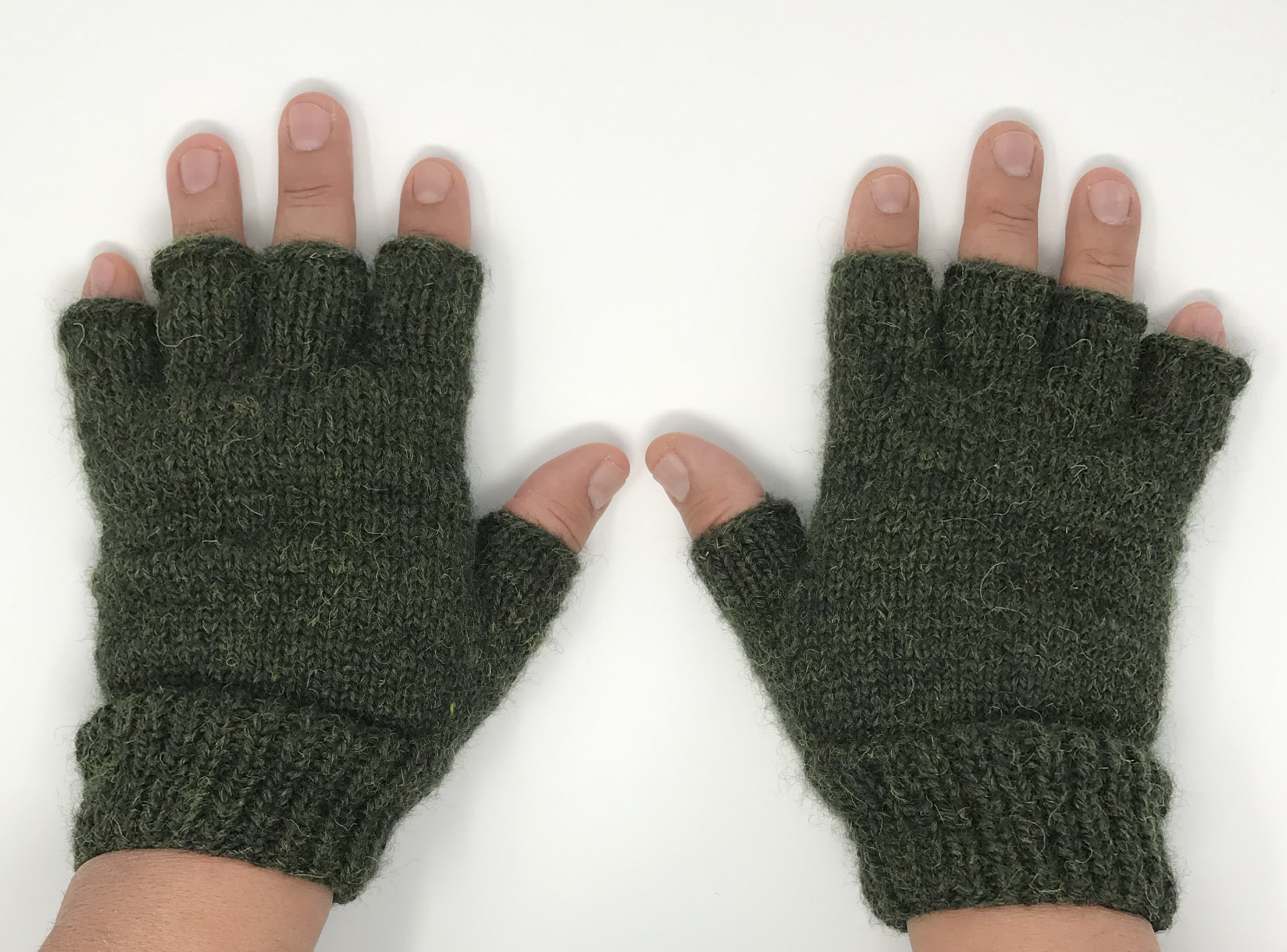 Wool Gloves for Men