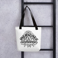 Intricate Accessories Tote Bag
