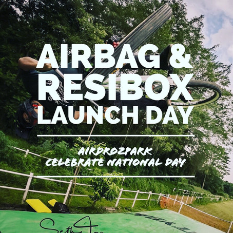 National Day - Launch of Resi Box Jump