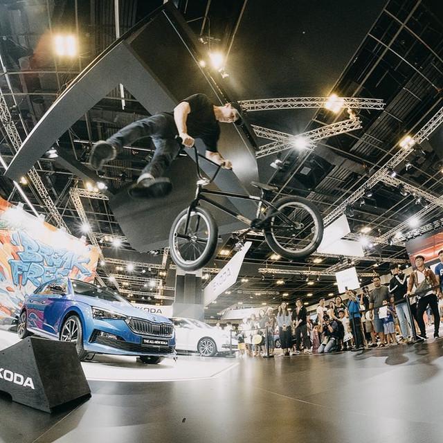 SKODA - Singapore Motor Show 2020
