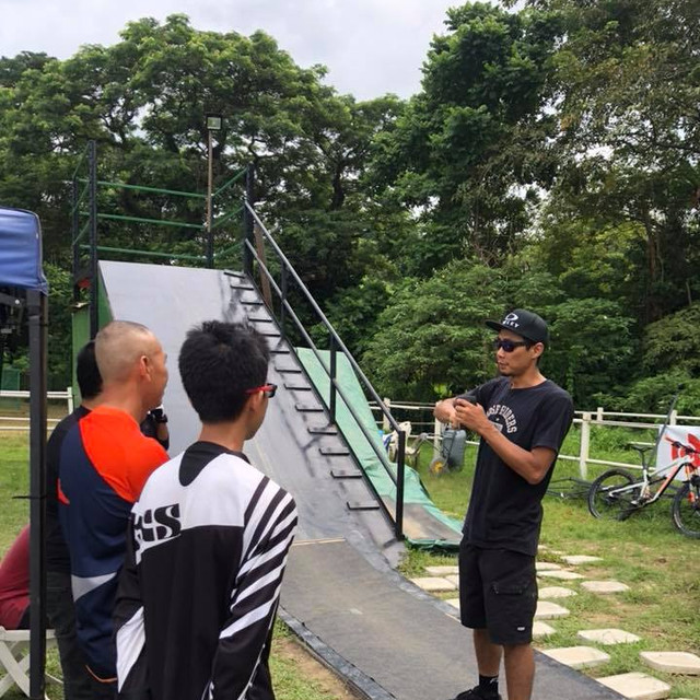 Bike Jump Skills Clinics