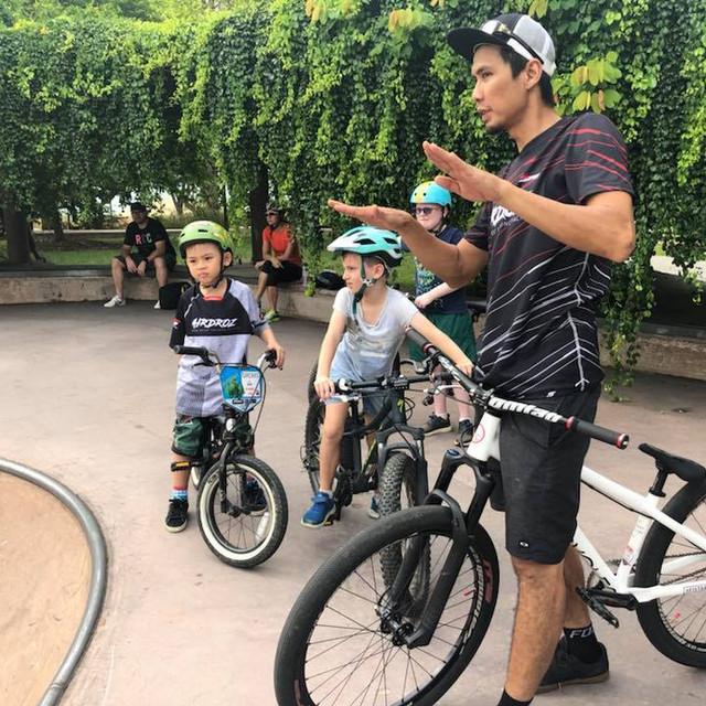 Kids Bike Skills Clinic
