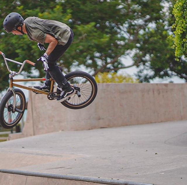 Singapore Freestyle BMX National Championship 2019