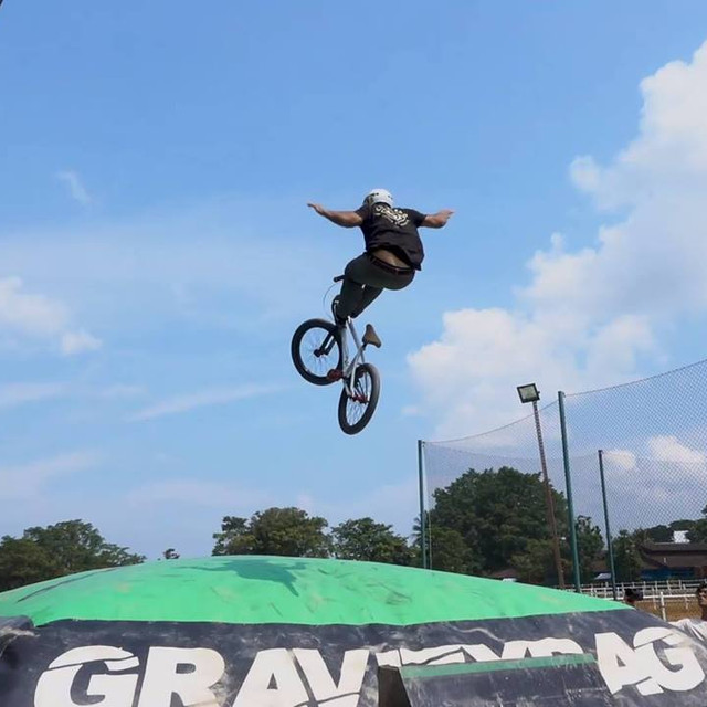 Airdroz Freestyle Airbag Contest 2018