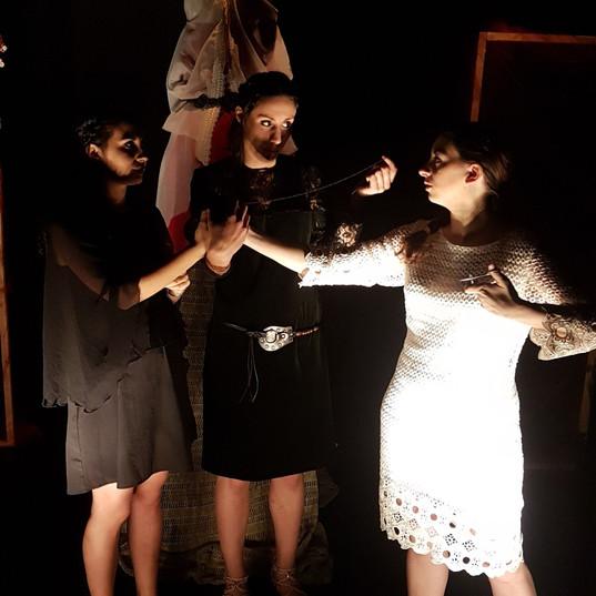 Britannicus, Racine, Mise en scène Anaïs Stallettino, Broutille et Cie