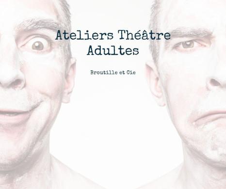 cours de théâtre pour adultes