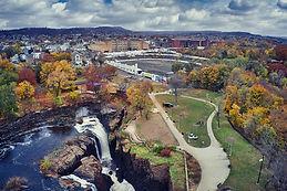 Hinchliffe_Stadium with Falls November_2