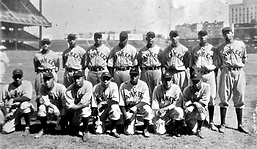 Hinchliffe NY Black Yankees Team Photo.p