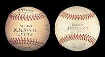 Hinchliffe Negro League Baseballs 2020.j