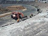 Hinchliffe Stadium restoration 3 July 2021.jpg