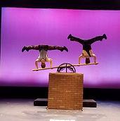 Headstand balance