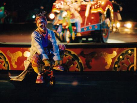 Ringling Bros. Former Boss Clown Shares Memories!