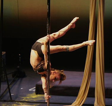 Spinning Pole