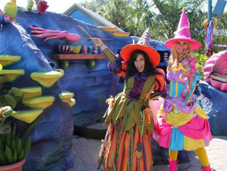 Spooktacular Auditions July 16-17 for SeaWorld Orlando!