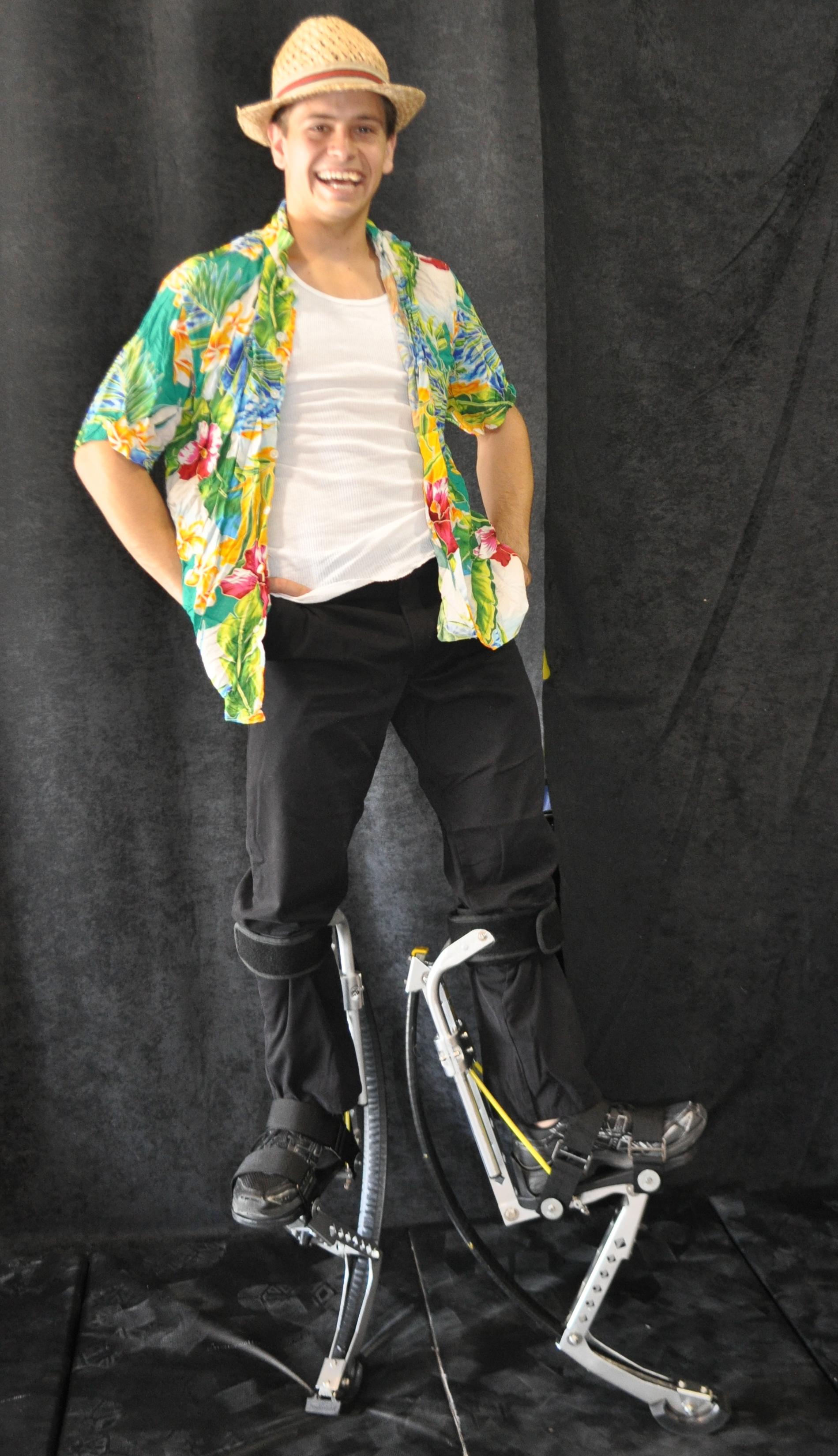 Tourist 1 costume