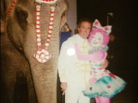 Long Live Ringling Bros. with On-Fire Mary Reichel!