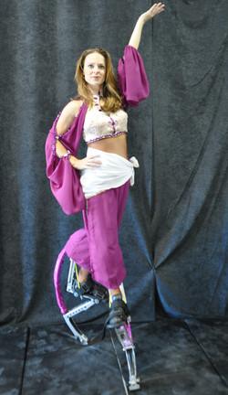 Female arabian costume