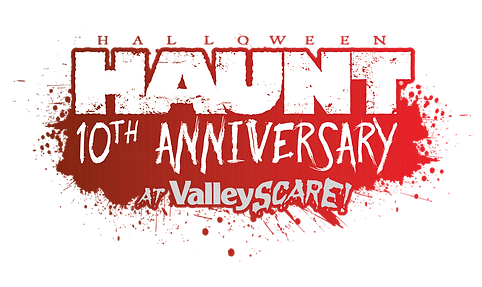 Halloween Haunt 10th Anniversary at ValleySCARE