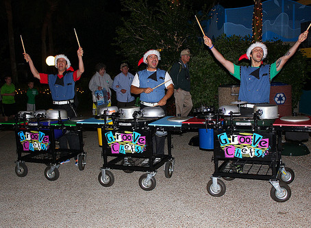 Drummer Auditions for Groove Chefs @ SeaWorld - May 2017