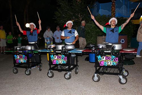Groove Chefs @ SeaWorld Christmas