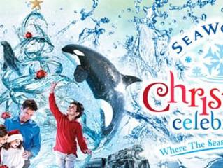 Casting Actors for SeaWorld's Christmas Celebration in Orlando, FL