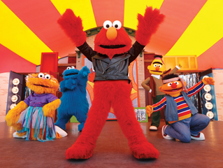 Elmo Rocks Auditions @ SeaWorld Orlando