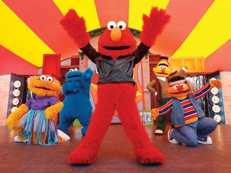 Elmo Rocks!