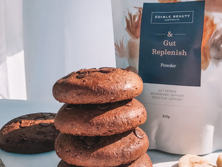 GF & DF Gut Replenish Choc Cookies