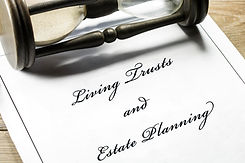 Living Trusts and Estate Planning docume