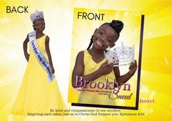 Pageant Autograph Cards
